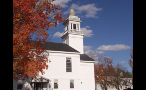 White Church in New England