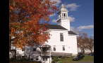 Big White Church in New England