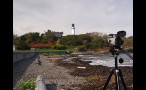 Filming Portland Head Lighthouse in Maine