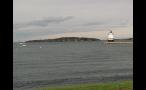 Spring Point Ledge Light in Maine