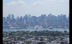 Hudson River and Manhattan