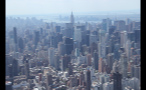Aerial View of NYC Skyscrapers