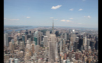 Aerial View of All of New York City