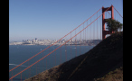 San Francisco Cityscape and Golden Gate Bridge
