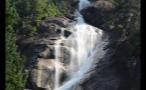Waterfall With Misty Glow 3