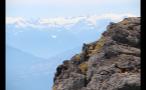 Rocky Peak In Mountain Range 2