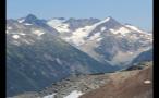 Whistler Snowy Mountain Valley