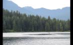 Whistler Lake Women In Raft