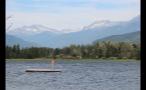 Dock Section In Whistler Lake 2