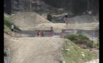 Red Biker Mid Jump