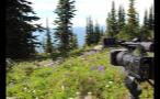 Camera On Top Of Hillside