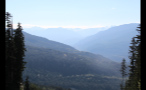 Hazy Mountain Crossing
