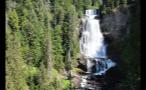 Scenic Whistler Waterfall