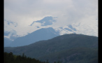 Whistler Snow Cap Mountain Landscape View