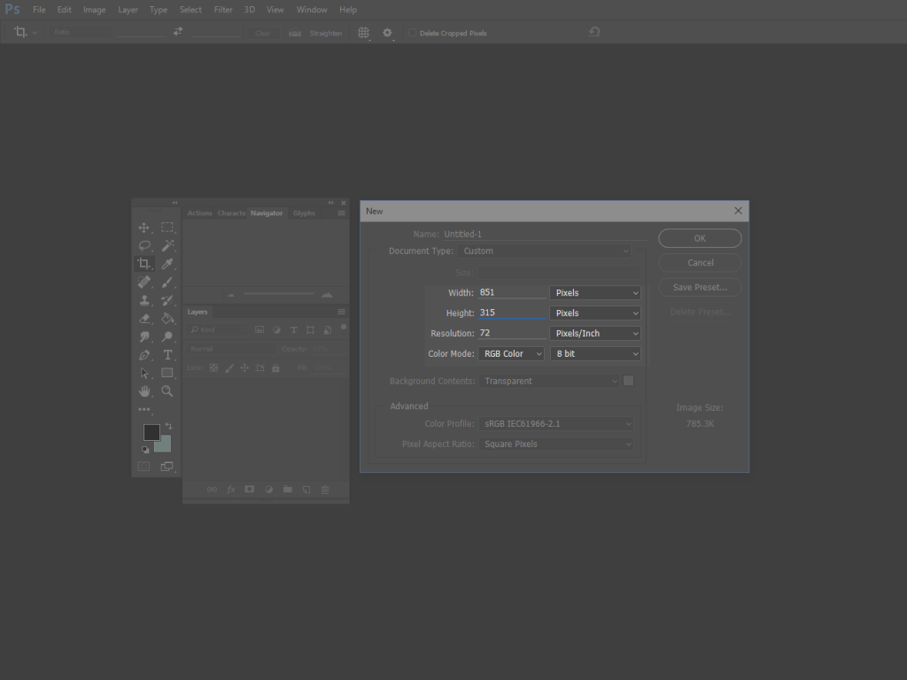 how to make social media banners in photoshop storyblocks blog