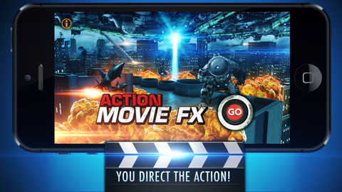 Video Blocks Has Fun with the Action Movie FX App