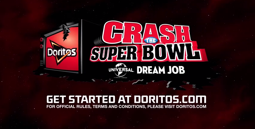 Win the Doritos Crash the Super Bowl Competition With VideoBlocks