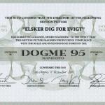 The Ten Commandments for Filmmakers: Lars Von Trier's Dogme 95