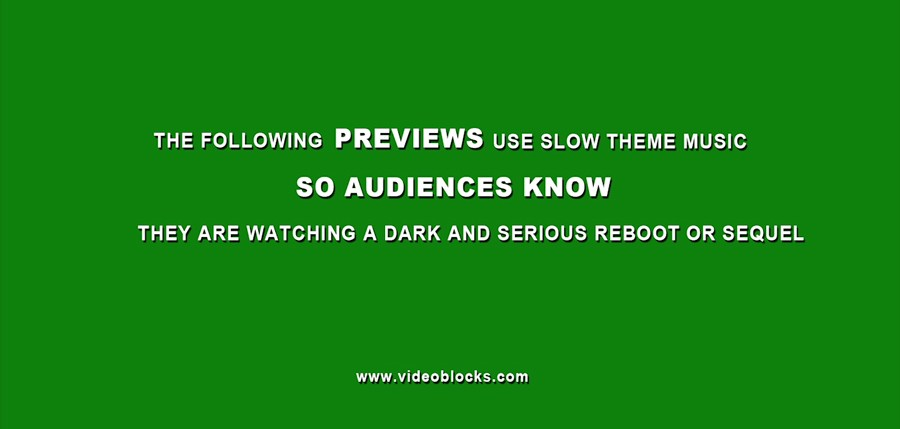 The Following Preview Features Slow Theme Music