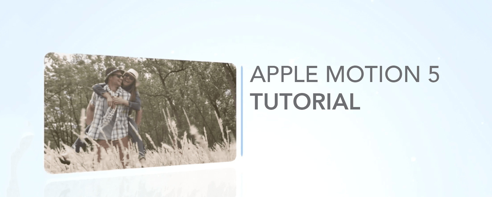 video tutorial how to use apple motion templates videoblocks