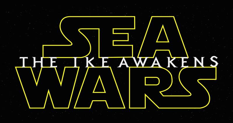 That's No Aircraft Carrier: U.S. Navy Creates Epic Star Wars Parody Trailer