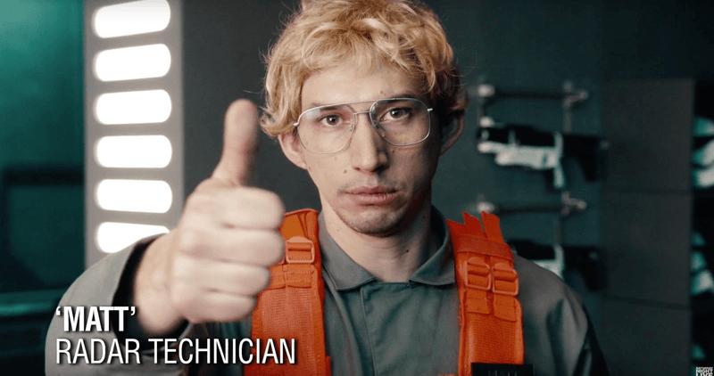 Undercover Kylo Ren: Saturday Night Live's Greatest Star Wars Parody?