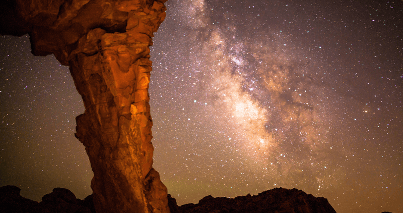 These Astro Time-lapses Are the Only Reason to Go Hiking at 3 A.M.