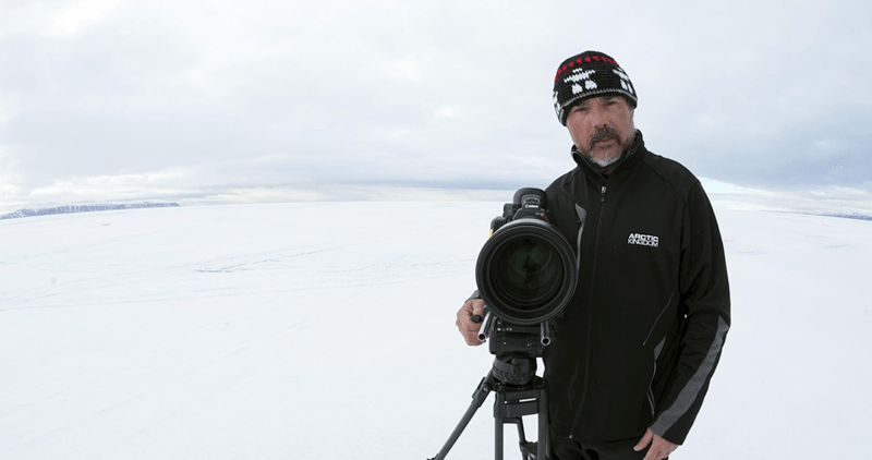 This Ain't No Coke Commercial—What It's Like to Film Polar Bears in the Wild