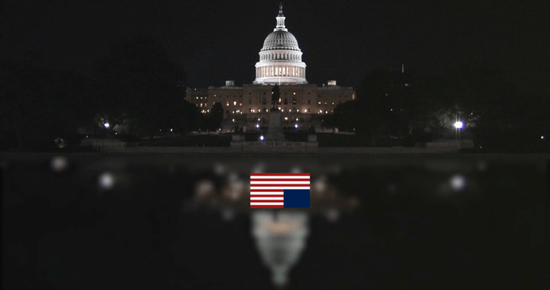 This <em>House of Cards</em> Title Sequence Is Made Entirely of Stock Footage