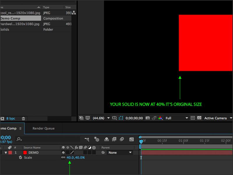 After Effects Basic Animations: Keyframes - Storyblocks Blog