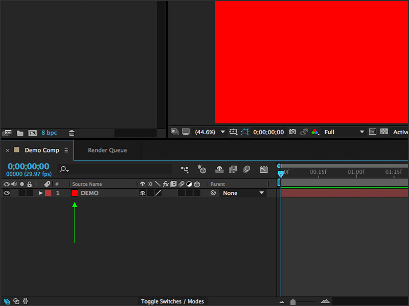 Learn Adobe After Effects Animations & Effects Controls