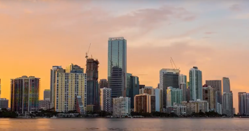 Stock Footage of the Week: There's Nothing Like Miami Heat