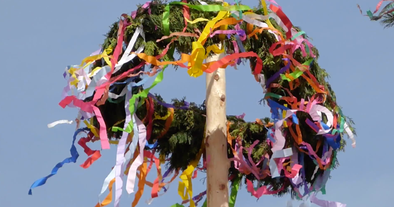 Stock Footage of the Week: It's May Day!