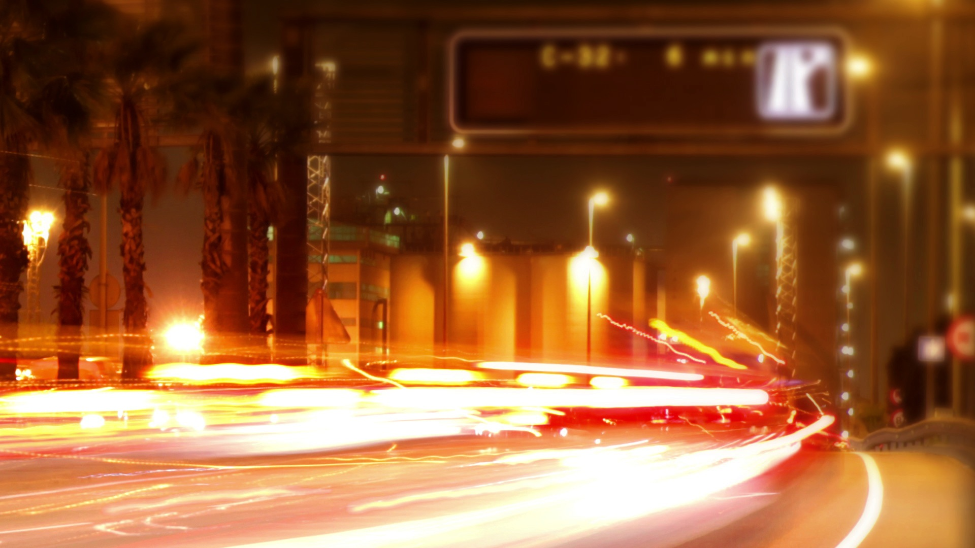 Ringed City Slowdown
