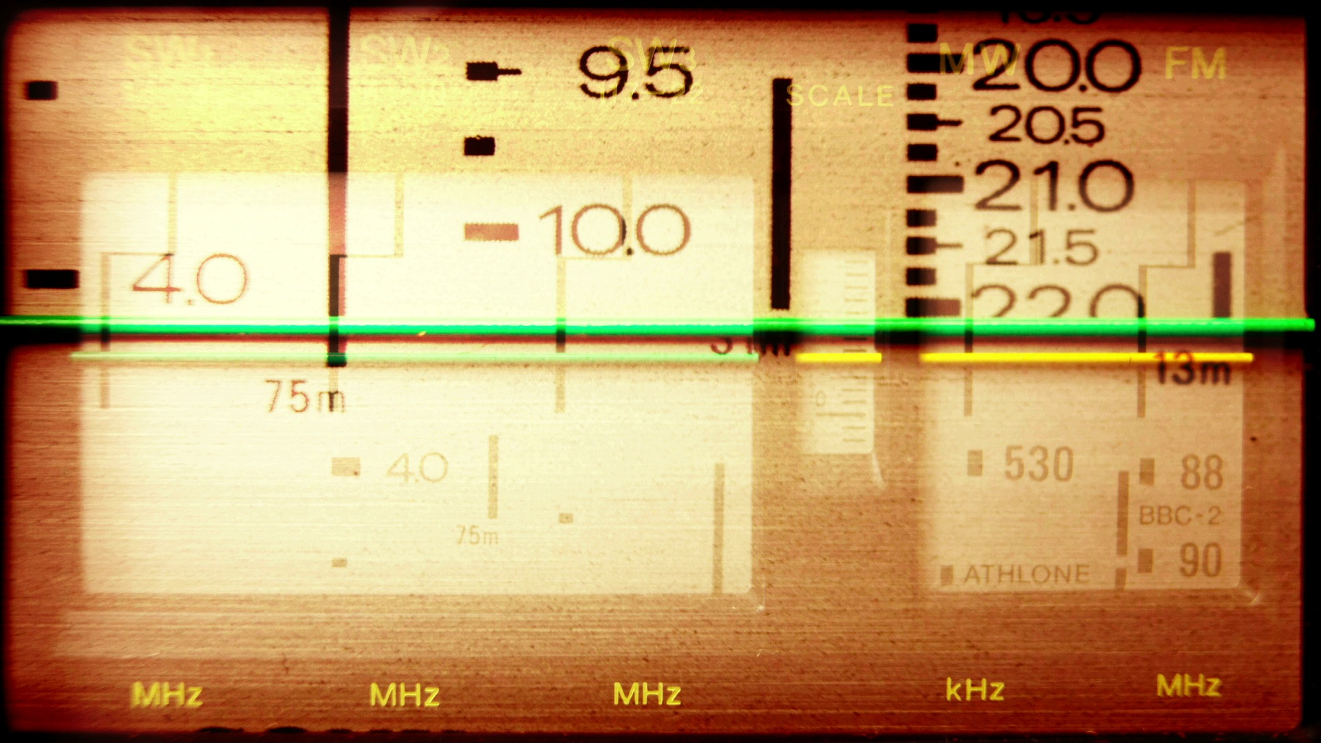 Radio Signal Scanner