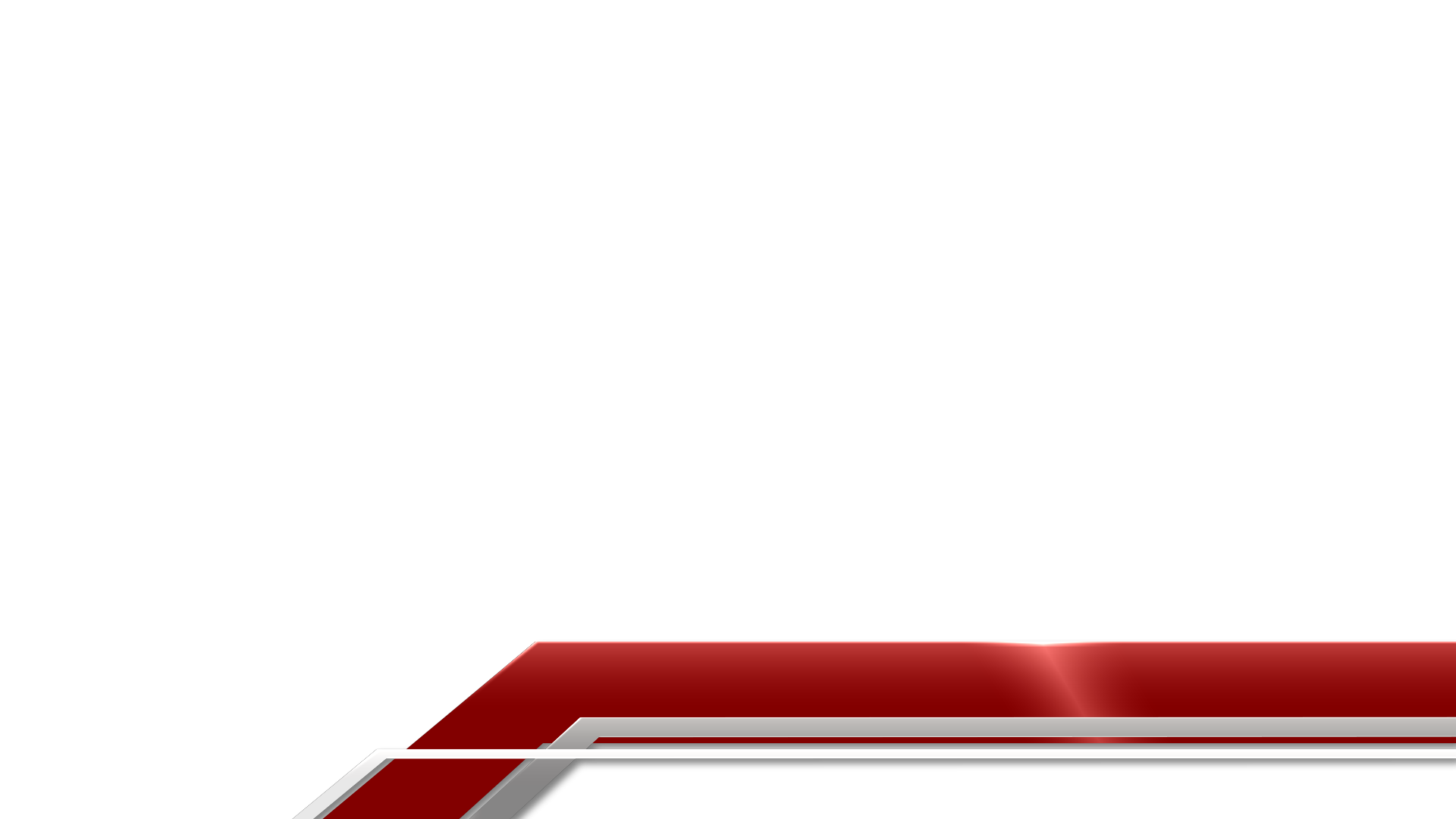 Graphic Lower Third 9 Red Unlimited Free Stock Photos