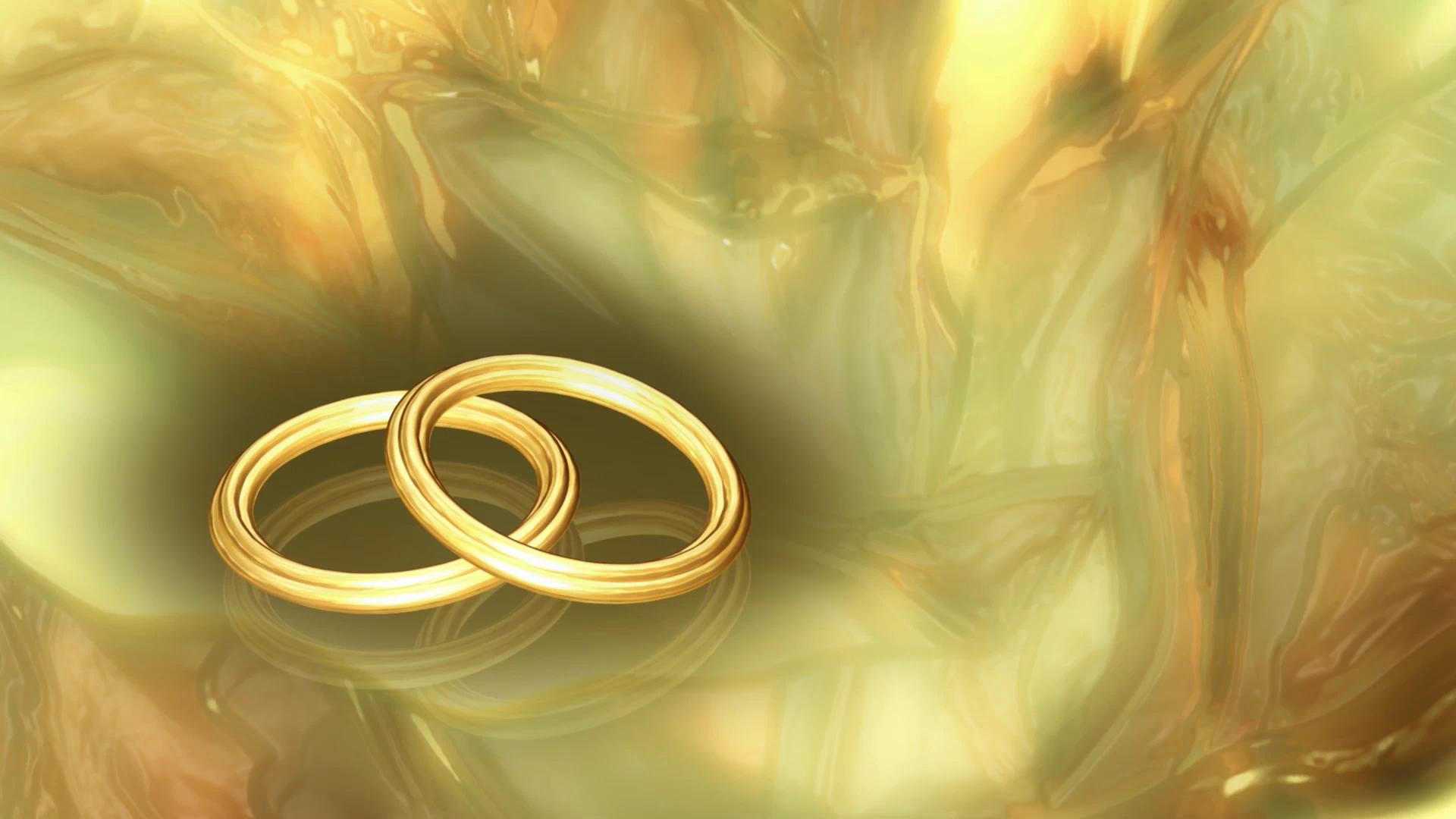 Анимация на золотую свадьбу