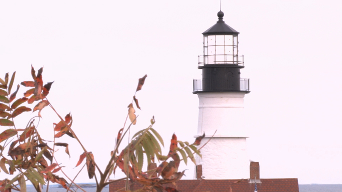 Portland Head Light lighthouse in Maine 2