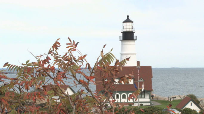 Portland Head Light lighthouse in Maine 3