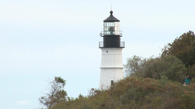 Portland Head Light lighthouse in Maine 19