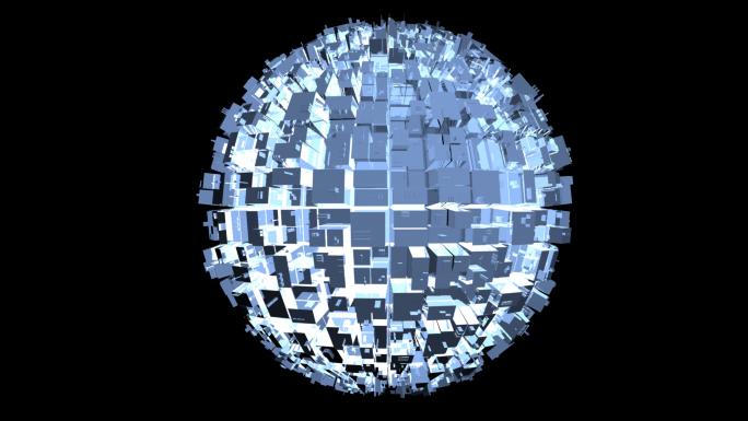 Transparent Alpha Channel Globe 2