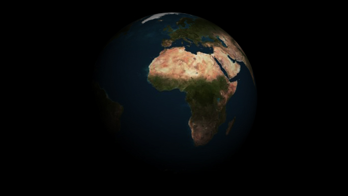 Transparent Alpha Channel Earth 3
