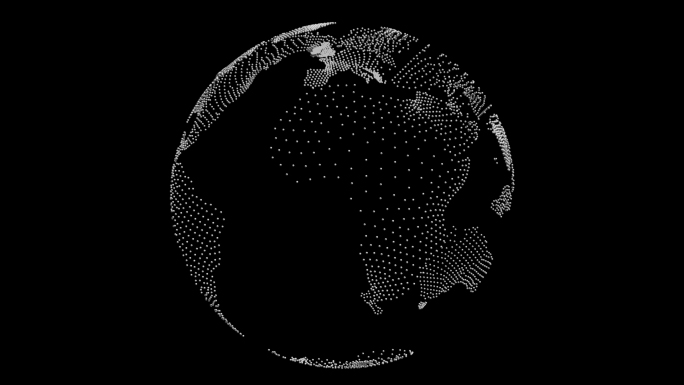 Transparent Alpha Channel Globe 7