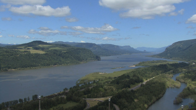 Columbia Gorge View 2
