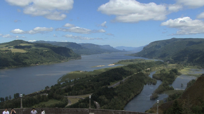 Columbia Gorge View 5