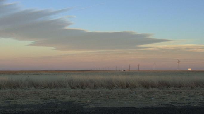 Oklahoma Late Evening