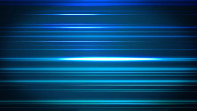 Blue Background with Horizontal Streaks