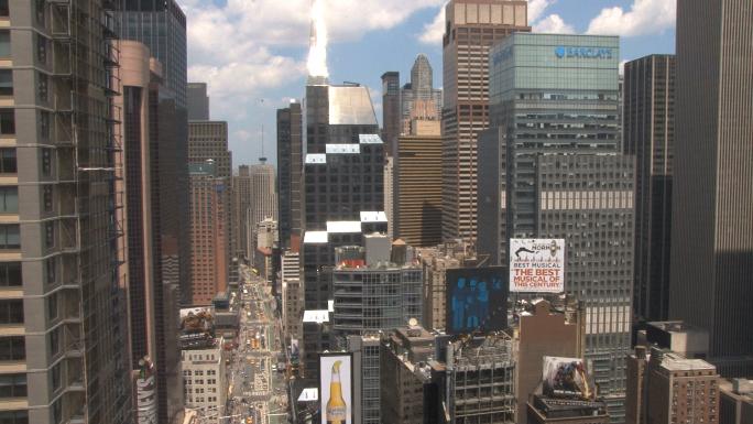 NYC Skyline Corridor