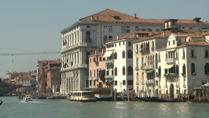 Water Taxis and Ferries of Venice