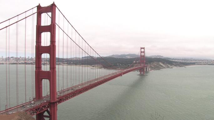 HD San Francisco Golden Gate Bridge 7
